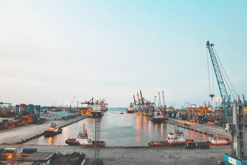 Pelabuhan Tanjung Priok, Jakarta