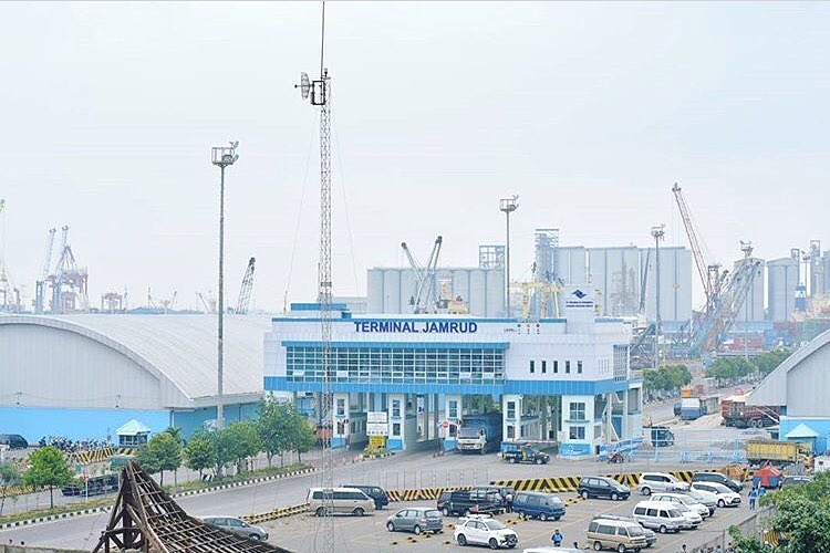 Terminal Jamrud Surabaya