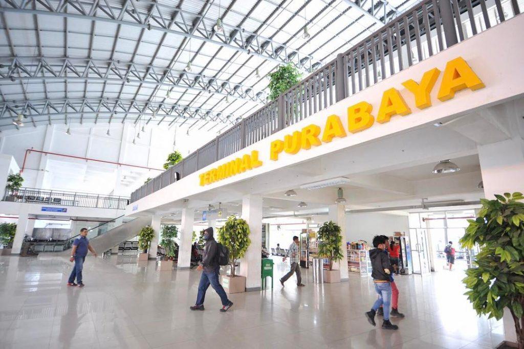 Terminal Purabaya Surabaya