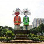 Monumen Ondel-Ondel Kemayoran, Jakarta